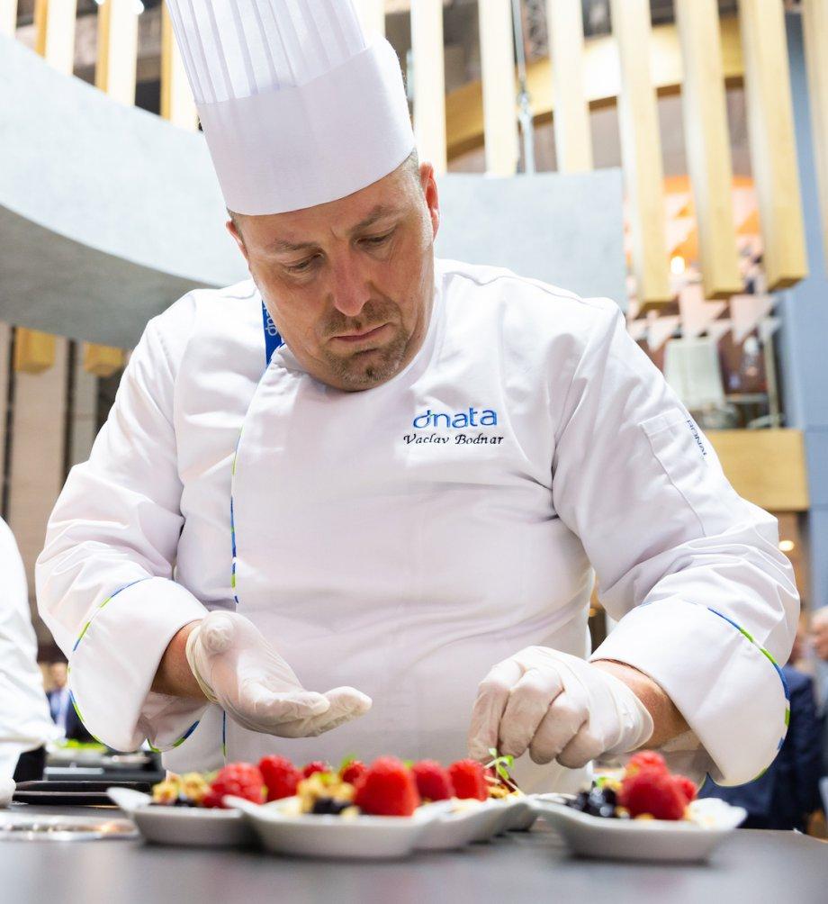 Vaclav Vasek Bodnar - Life as an airline caterer - dnata